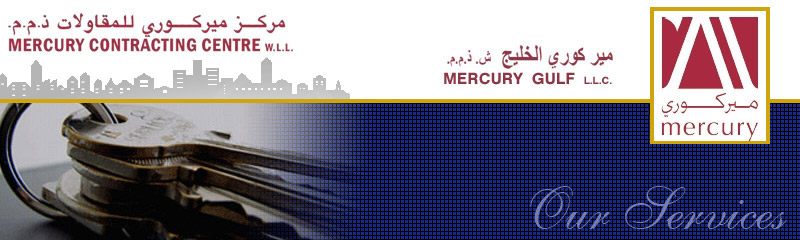MERCURY CONTRACTING CENTRE W L L